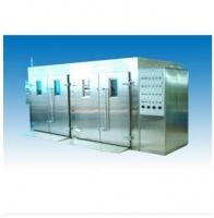 上海实验步入式高低温恒定湿热试验室WGD/SH64