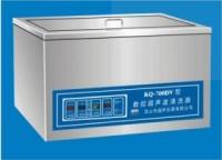 昆山舒美台式高功率恒温数控超声波清洗器KQ-400GKDV